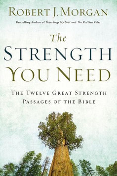 The strength you need