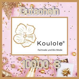 Gutschein Digital - 100,00 €