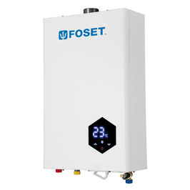 Calentador instantáneo modulante 24 lt para 4 servicios