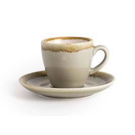 Olympia Kiln Espresso Tasse Moos