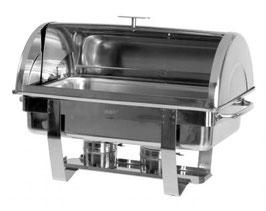 Chafing Dish Modell Dennis Set mit 2 Elektro-Heizungen