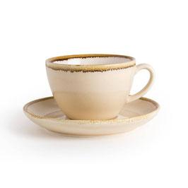 Olympia Kiln Kaffee Tasse Sandstein