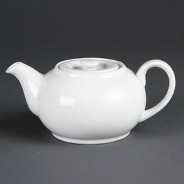 Olympia Teekanne aus Porzellan