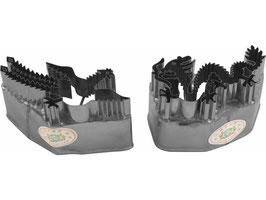 Drachen- & Phönix-Ausstecher aus rostfreiem Stahl