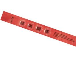 Rote Stäbchenhüllen im 1.000er Vorteilspack