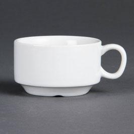 Olympia Espresso Tasse und Untertasse