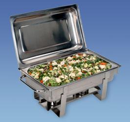 Chafing Dish Modell ANOUK Set mit 2 Elektro-Heizungen