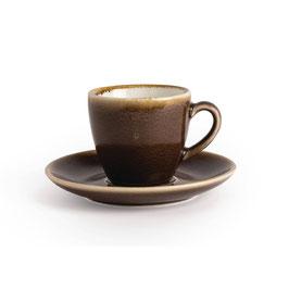 Olympia Kiln Espresso Tasse Borke