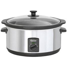 Bartscher Reis- & Speisenwärmer oval (6,5 Liter)