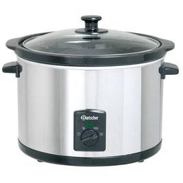 Bartscher Reis- & Speisenwärmer (5,5 Liter)