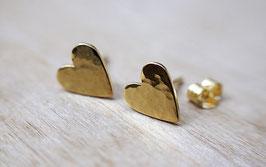 Collection COEUR - boucles d'oreilles -