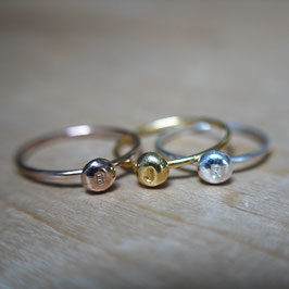 Collection EGRENE - bague -