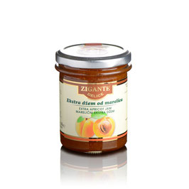 Aprikosen - Marmelade