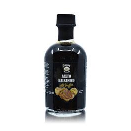 Aceto Balsamico mit weißen Trüffeln 250ml