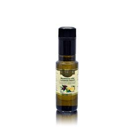 Extravirgin Olivenöl & Zitronen Geschmack
