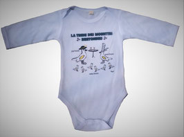 Body Tribu des mouettes bretonnes