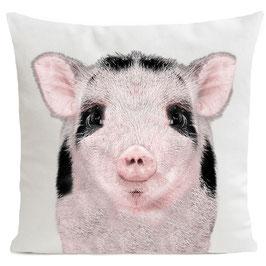 BABY PIG - WHITE