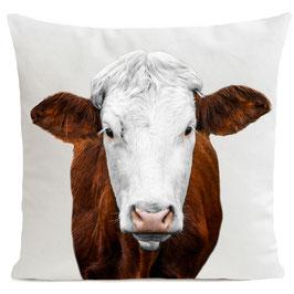 MRS COW - WHITE