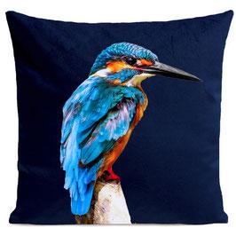 LITTLE BLUE BIRD - DEEP BLUE