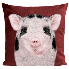 BABY PIG - GARNET