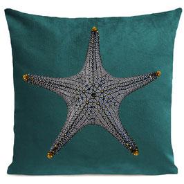 STAR FISH - SCANDINAVIAN GREEN