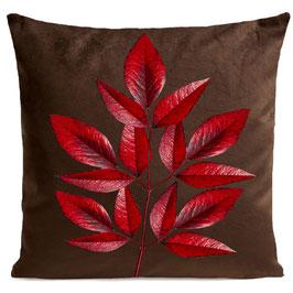 RED LEAVES - BROWN
