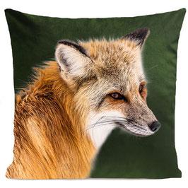 FOXY - BOTTLE GREEN