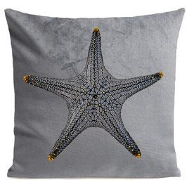 STAR FISH - SOFT GREY