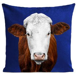 MRS COW - KLEIN BLUE
