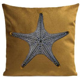 STAR FISH - MUSTARD