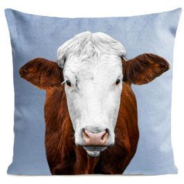MRS COW - PASTEL BLUE