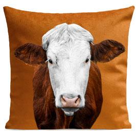 MRS COW - RUSTY