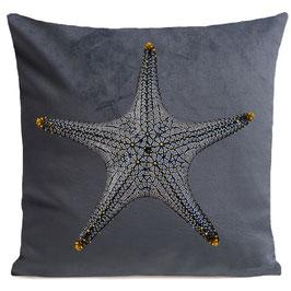 STAR FISH - MID GREY