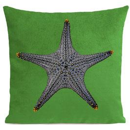 STAR FISH - BRIGHT GREEN