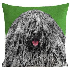 BOB THE DOG - BRIGHT GREEN