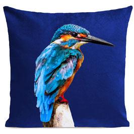 LITTLE BLUE BIRD - KLEIN BLUE