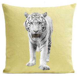 WHITE TIGER - LIGHT YELLOW