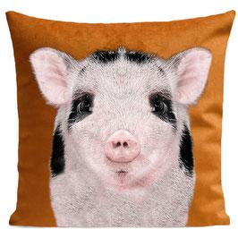 BABY PIG - RUST