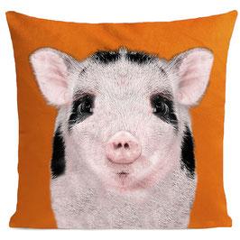 BABY PIG - BRIGHT ORANGE