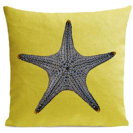 STAR FISH - BRIGHT YELLOW