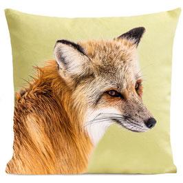 FOXY - JAUNE PASTEL