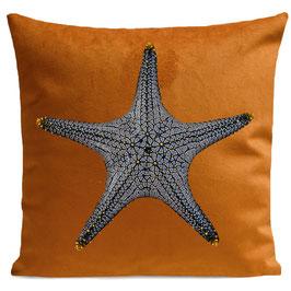 STAR FISH - RUST