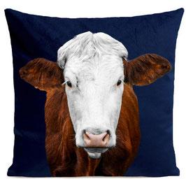 MRS COW - DEEP BLUE