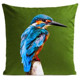 LITTLE BLUE BIRD - PURE GREEN