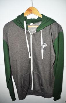 ENGLAND zipped hoodie
