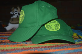 THE KIDDO - GREEN with Yellow logo