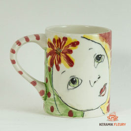 Keramik Tasse für Individualisten