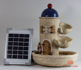 Aufpreis für Solar Pumpe zu Keramik Brunnen