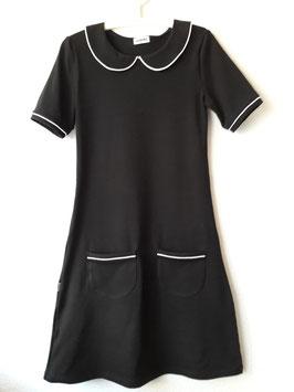 Kleid mit Bubikragen deluxe
