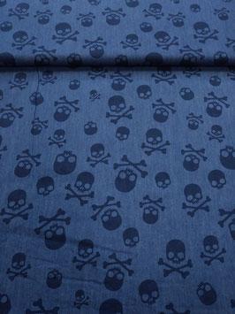 Jeans Skulls Totenköpfe